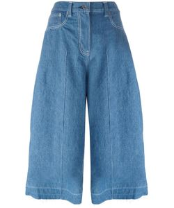 Sacai | Denim Culottes 2 Cotton