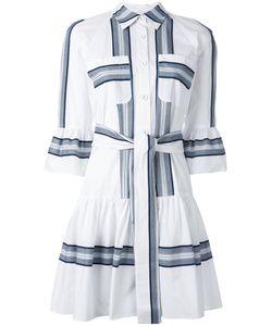 Derek Lam 10 Crosby   Button-Down Shirt Dress