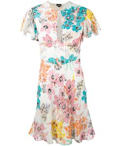 Just Cavalli | Print Dress 44 Viscose