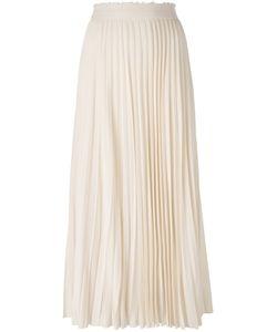 Les Copains | Pleated Midi Skirt