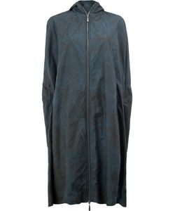 Masnada | Long Textured Effect Coat Size 44