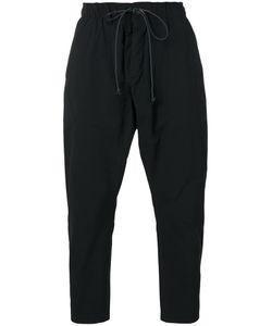 ATTACHMENT | Tapered Cropped Trousers Ii