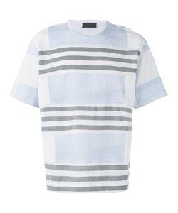 Diesel Black Gold | Striped T-Shirt Size Xs