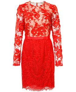 Monique Lhuillier | Ml Lace Bodycon Dress