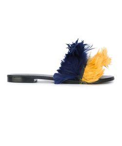 Avec Modération | Borabora Flat Sandals Size 39
