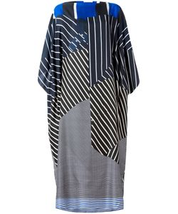 PIERRE-LOUIS MASCIA | Striped Oversized Dress
