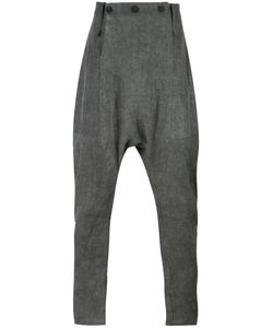 Lost & Found Ria Dunn   Drop Crotch Trousers Small