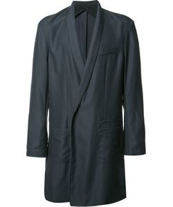 Haider Ackermann | Double-Breasted Coat 52 Cotton/Viscose/Silk/Rayon