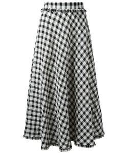 ROSSELLA JARDINI | Checked Skirt Size 44
