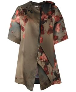 Antonio Marras | Print Shift Coat 40 Silk
