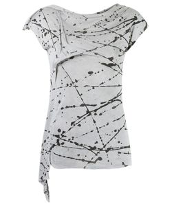 Uma Raquel Davidowicz | Printed Top Medium Viscose