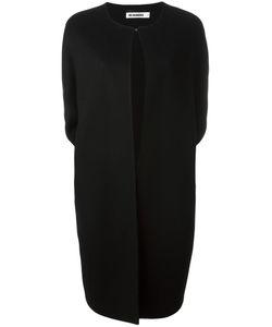 Jil Sander | Open Oversized Coat 34 Cashmere