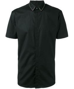 Les Hommes | Embellished Collar Shit