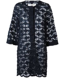 D.exterior | Lace Panel Jacket Size 44