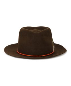 NICK FOUQUET | La Mort Beaded Hat Men Wool