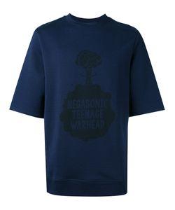 MATTHEW MILLER   Printed Sweat T-Shirt