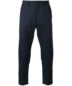 Pence | Cropped Tailo Trousers 50 Cotton/Wool