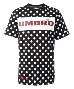 House Of Holland | Umbro Plastisol Dotted T-Shirt Adult Unisex Medium