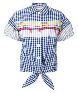 Tsumori Chisato | Checked Shirt Xs