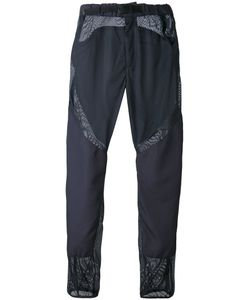 Snow Peak | Net Trim Track Pants