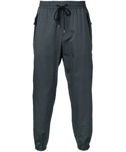 Factotum | Drawstring Track Pants 46 Cotton/Rayon