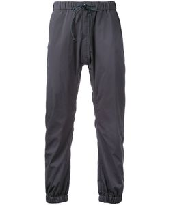 KAZUYUKI KUMAGAI | Cropped Drawstring Trousers