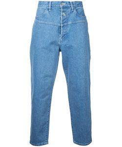 En Route | Cropped Jeans 2