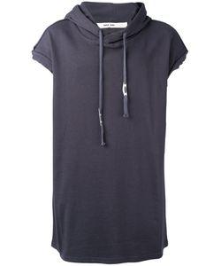 Damir Doma | Shortsleeved Drawstring Hoodie Size Medium