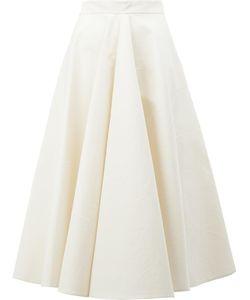 Maison Rabih Kayrouz | Pleated Midi Skirt 40 Polyester