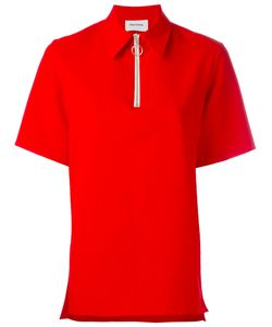 HARMONY PARIS | Thelma Zipped Polo Shirt