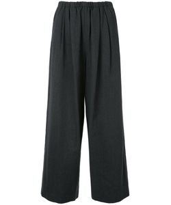 ENFÖLD | Cropped Flared Trousers Women 38