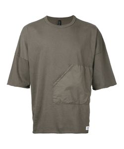 Factotum | Front Pocket T-Shirt 46 Cotton