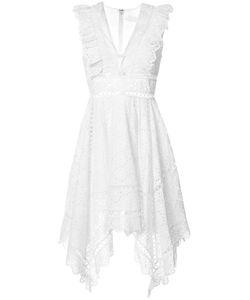 Zimmermann   Платье С Английской Вышивкой