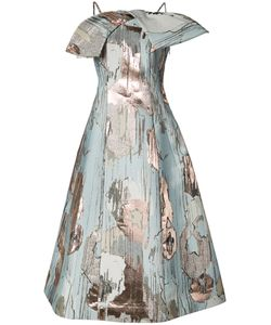 Vika Gazinskaya | Detail Flared Dress