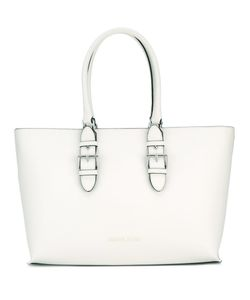 ARMANI JEANS | Buckled Double Handles Tote