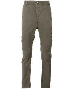 ANDREA YA'AQOV | Side Pockets Tapered Trousers Size 30