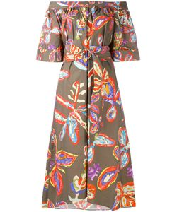Peter Pilotto | Graphic Bardot Dress