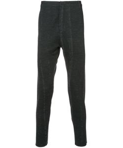 Label Under Construction | Distressed Skinny Trousers Men