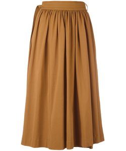 LEMAIRE | Pleated Skirt Size Large