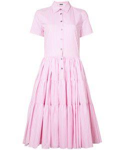 JOURDEN | Striped Shirt Dress 42