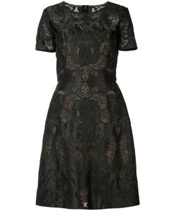 Marchesa Notte | Embroide Dress 12 Polyamide