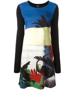 PS PAUL SMITH | Ps By Paul Smith Print Shift Dress Medium