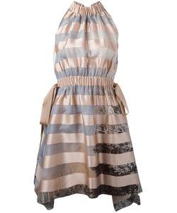 Fendi | Striped Dress 42