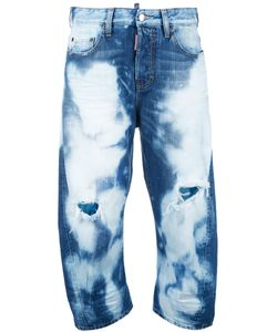 Dsquared2 | Kawaii Heavily Bleached Jeans 40 Cotton/Polyester