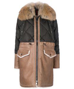 Moncler | Панельная Куртка