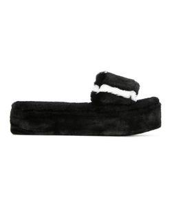 Avec Modération | Kitzbuhel Striped Sandals Women