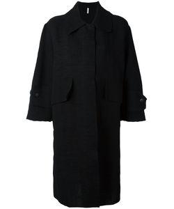 Boboutic | Three-Quarters Sleeve Midi Coat Size Small