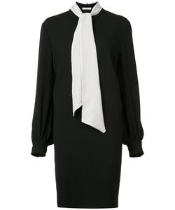 Lanvin | Neck Tie Shift Dress Size 44