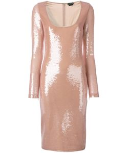 Tom Ford | Sequinned Fitted Dress Size