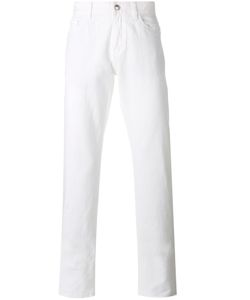 Loro Piana | Slim-Fit Trousers 34 Cotton/Spandex/Elastane